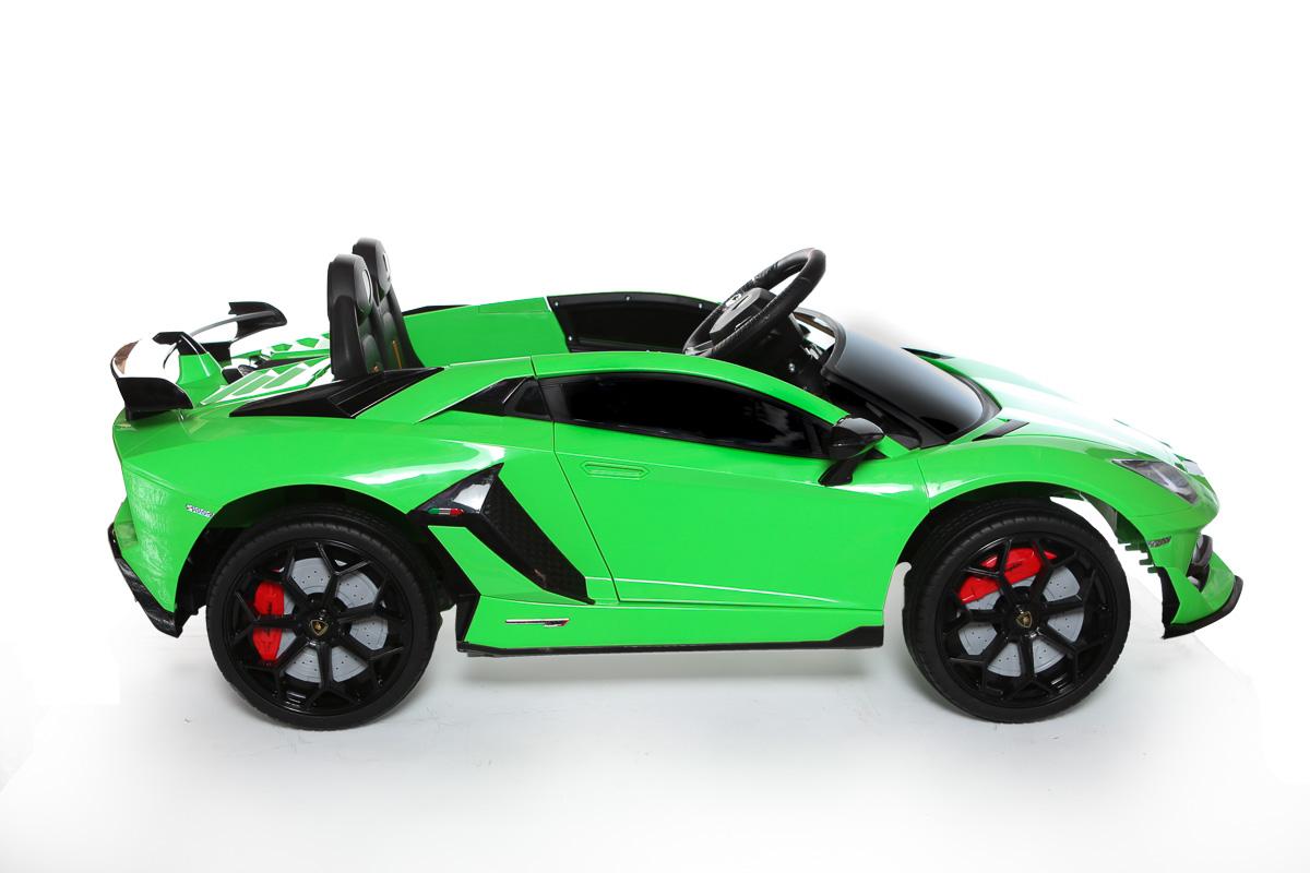 12V Licensed Lamborghini Aventador 2 Seater Electric Ride ...