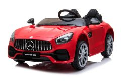 12V Licensed Mercedes AMG GT 2 Seater Ride On Car Red