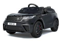 12V Licensed Black Range Rover Velar Ride On Car