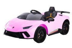 12V Licensed Lamborghini Huracan Ride On Car Blue