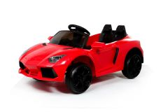 12V Red Roadster Battery Ride On Car