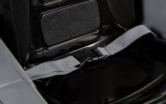 Seat belt - grey