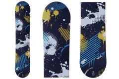 Tigris Junior Boys Snowboard and Bindings 110cm
