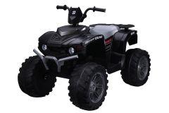 Graded - Twin Motor Quad Bike - Black