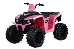 Graded - Twin Motor Quad Bike - Pink