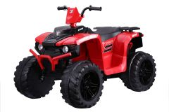 Graded - Twin Motor Quad Bike - Red