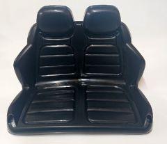 Bare seat - black