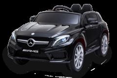 12V Licensed Mercedes GLA Ride On Car Black