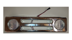 Front Grille 618