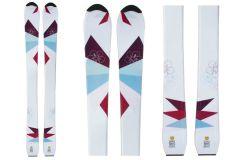 Tigris Junior Girls Skis 120cm