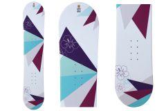 Tigris Junior Girls Snowboard 125cm
