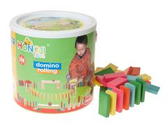 Traditional 116 piece Domino Rally Set