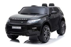 12V Licensed Black Land Rover Discovery HSE Sport Ride On Car