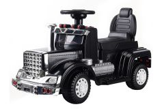 6V Ride On Truck Black