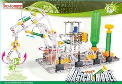 Kids' DIY Pneumatic Grabber Platform (pneumatic control) 907 pcs