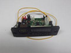 Sound card PCB