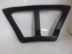 Rear under-body support bracket