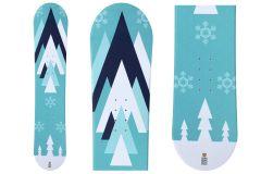 Tigris Junior Unisex Snowboard 110cm