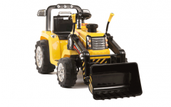 Graded - Yellow R/C Twin Motor Tractor - 12V