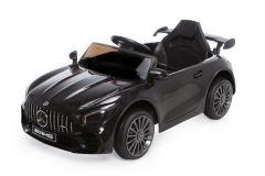 12V Licensed Mercedes GTR Ride On Car Black