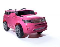 4x4 Pink Range Sport Off Roader - 12V Electric Ride On Car