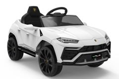 12V Licensed Lamborghini Urus Ride On Car White