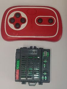 Remote Control and control box AUDITT