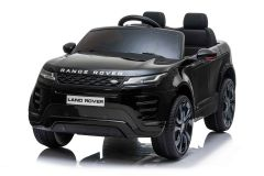 12V Licensed Black Range Rover Evoque Ride On Car