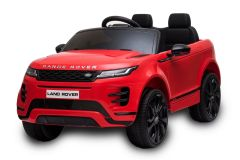 12V Licensed Red Range Rover Evoque Ride On Car