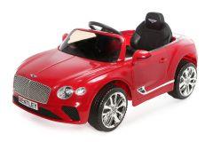 12V Licensed Bentley Continental GT Ride On Car-Red